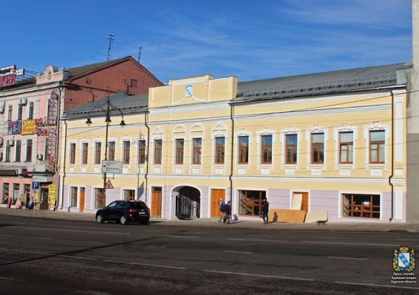На один объект культурного наследия стало больше в Курске