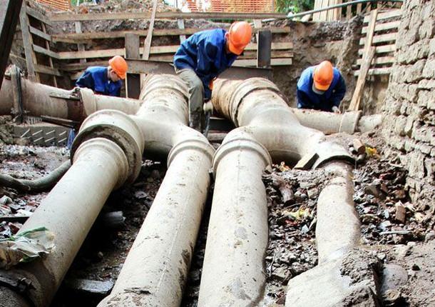 В Курске ремонтируют теплосети