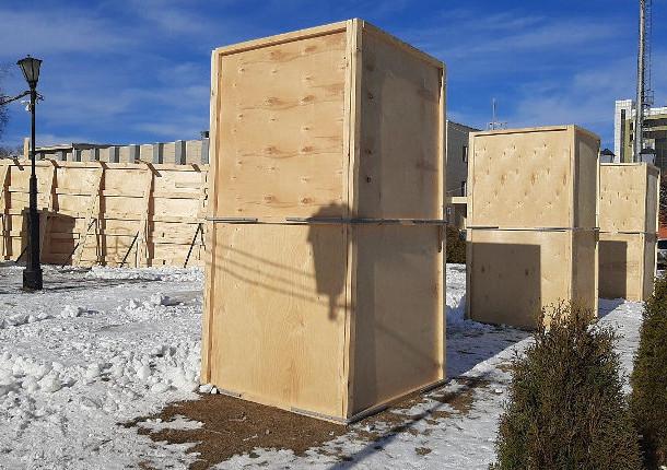 В центре Курска, 20 февраля, откроется фестиваль снежных скульптур