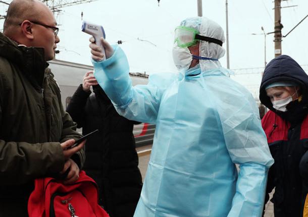В Курской области ввели новые ограничения из-за COVID-19