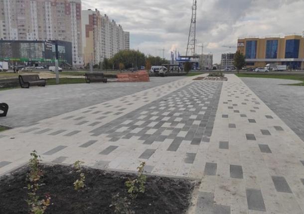 6 общественных пространств будут благоустроены в Курске в 2022 году